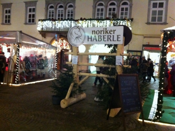 Villacher Adventmarkt 2013